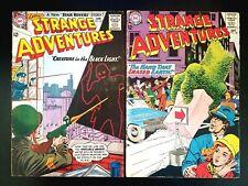 Strange Adventures #163,168 (Apr, Sep 1964, DC)