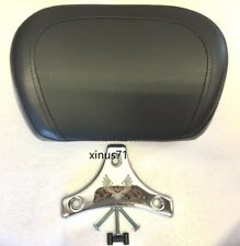 NEW Backrest Pad For Harley HD Touring SISSY BAR Models 97 TO 2018 USA