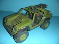 1982 GI Joe VAMP Attack Army Jeep Truck No Clutch Figure *Not Complete* READ