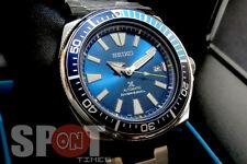 Seiko Prospex Blue Samurai Limited Edition Automatic Men's Watch SRPB09K1 SRPB09