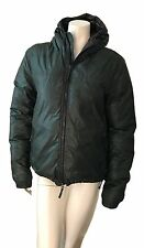 M.Grifoni Green Duck Down Feather Puffer Hooded Coat - SZ 48