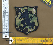 "Ricamata / Embroidered Patch Devgru ""Lion"" NWU III Aor 2 with VELCRO® brand hook"