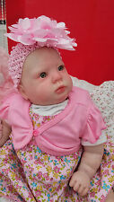 DONNA RUBERT SUNBEAMBABIES REALISTIC CHUNKY 7LBS REBORN TODDLER BABY DOLL 24""
