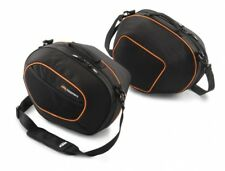 KTM Inner Bag Set of 2 for 1290 Super Duke GT Cases 61412928044 - Black/Orange