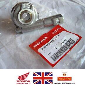 Honda CBR125 CBR125R Speedo Wheel Gearbox Assembly 2004-2010 GENUINE OEM