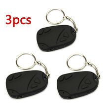 3PCS HD 808 Camcorder Car Key Chain Video SPY Camera DVR Cam Video Recorder Pen