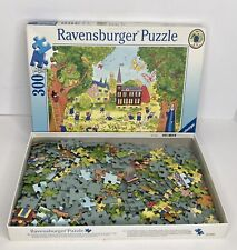 """Madeline Puzzle Ravensburger 300 Pc """"In the Garden"""" #13 098 6, Complete"""