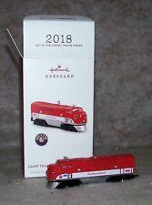Hallmark Lionel 2245P Texas Special Locomotive Ornament - 2018