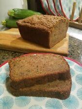 Gluten Free Zucchini Bread - Lactose Free!
