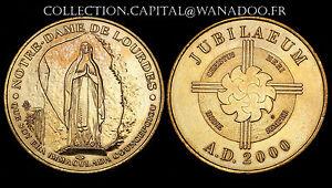 LOURDES, JUBILAEUM A.D. 2000. Réf: 65LOU2/00
