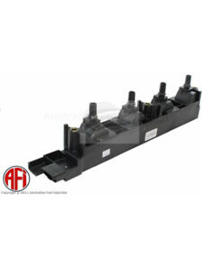 Valeo Ignition Coil Pack Citroen Peugeot 206 307 407 C4 Ew10J4S 2.0L (C9431)