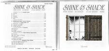 Piers Adams & Julian Rhodes Shine & Shade CD Album Tremula No Barcode