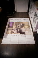 METROPOLITAN Witt Stillman 4x6 ft French Grande Movie Poster Original 1990