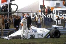 Clay Regazzoni Williams FW07 holandés Grand Prix 1979 fotografía 1