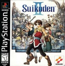 Suikoden 2 PS1 Great Condition Fast Shipping