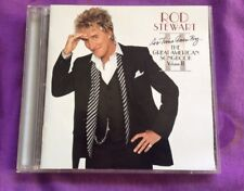 ROD STEWART: AS TIME GOES BY... THE GREAT AMERICAN SONGBOOK VOLUME II - CD
