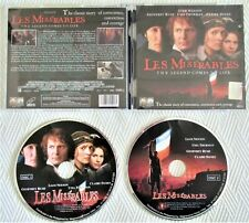 Les Misérables (1998) COLUMBIA FILM MOVIE HOME VIDEO CD (english edition)