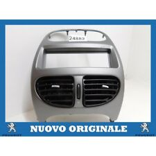 MASCHERINA FRONTALE CRUSCOTTO FACE PLATE DASHBOARD ORIGINALE PEUGEOT 206 8211C4