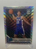 2019-20 Optic Fanatics Silver Wave Prizm #192 Matisse Thybulle Rated Rookie📈