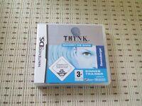 Think Training Für Den Kopf Sinnes Trainer für Nintendo DS, DS Lite, DSi XL, 3DS