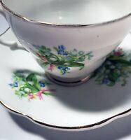 Crownford Fine Bone China Cup and Saucer
