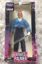 Autograph Arnold Palmer Doll PGA Golf Mark O'Meara Coody Geiberger Dave Stockton
