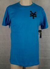 Zoo York Actively Logo T-Shirt Tee Farbe Ocean Blue Größe S