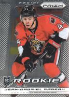 2013-14 Panini Prizm Hockey #270 Jean-Gabriel Pageau RC Ottawa Senators