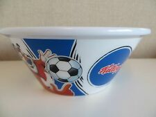 KELLOGGS TONY  FOOTBALL Cereal Bowl