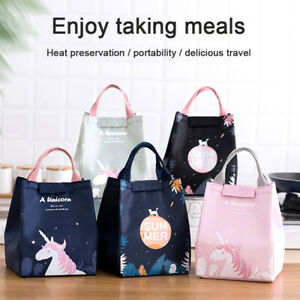 Dream forest thickened aluminum foil heat preservation lunch bag and lunch b FJ