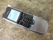 100% Genuine Nokia 8800 Silver absolutely new NEW Lifetimer 0000 Luxury Mobile Phon