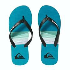Quiksilver Men Flip Flops Molokai Seasons Casual Beach Slippers AQYL100940-XKBK