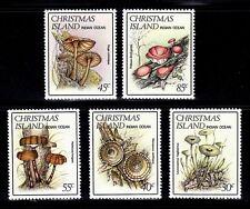 SELLOS SETAS CHRTSMAS ISLAND 1984 189/93 4v.
