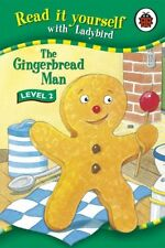 Read It Yourself: The Gingerbread Man - Level 2,Ladybird