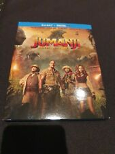 Jumanji - Welcome to the Jungle Blu Ray: French Edition