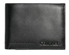 Portafoglio-wallet Uomo Calvin Klein Mod. K50k504851 Flex 5cc Coin - Nero