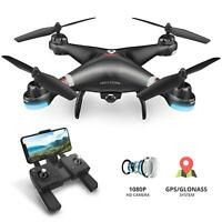 Holy Stone HS110G GPS Drone with HD 1080p Camera Wifi FPV RC Quadcopter Tapfly