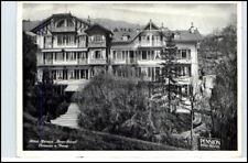 Corseaux Vevey cantón de vaud ak Hotel Beau réveil 50er J