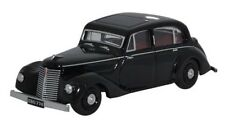 Oxford 76ASL001 Armstrong Siddeley Nero 1/76 Scala = 00 Gauge Nuova con Case