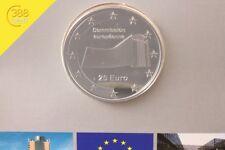25 Euro Luxemburg 2006 Kommission PP Silber