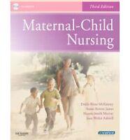 Maternal-Child Nursing by Susan R. James, Emily Slone McKinney, Sharon Smith Mu…