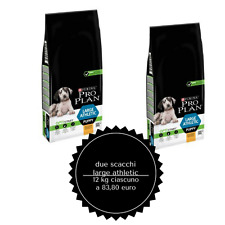 Cibo per cuccioli di cane, large Athletic puppy, Pro plan 12kg