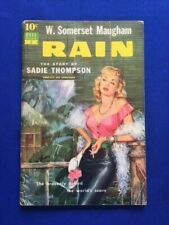 RAIN - FIRST SEPARATE EDITION BY W. SOMERSET MAUGHAM