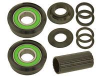 Bottom Bracket Set Sealed American 19mm Bottom Bracket Kit Black BB BMX