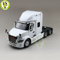 1/24 JAC GALLOP V7 American Style Truck Trailer Tractor Diecast Model Car White