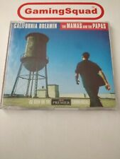 California Dreamin, The Mamas And The Papas CD, Supplied by Gaming Squad