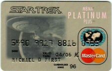 Star Trek - MBNA Master Credit Card Expire [04-06]