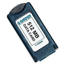 GARMIN Datacard 512Mb Data Card 512 Mb GPSMAP Latest Release High Speed Memory
