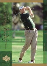 2001 Upper Deck Golf Defining Moments Stewart Cink
