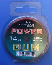 DRENNAN FISHING 14lb POWER GUM RED 10m